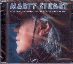 STUART MARTY :  NOW THAT'S COUNTRY - THE DEFINITIVE COLLECTION VOL. 1  (WRASSE)  Eccellente vocalista, talentuoso compositore, ispirato band-leader, esperto di storia e grande intrattenitore, Marty Stuart, nato a Philadelphia il 30 settembre del 1958, è una genuina icona della musica country. Con una carriera iniziata nei primi anni '70, Stuart ha scritto un capitolo importante del country americano grazie ad uno stile personalissimo che unisce rock, bluegrass, blues, honky-tonk, boogie e rockabilly. Now That's Country - The Definitive Collection vol. 1 è uno splendido doppio album contenente 44 brani, scelti tra i più belli della fiorente carriera dell'artista americano, con anche tracce tratte dal suo ultimo album Way Out West. Con alle spalle importanti collaborazioni con artisti come Johnny Cash e Lester Flatt, la conquista di ben 5 Grammy Awards e costanti partecipazioni al prestigioso programma radiofonico di musica country Grand Ole Opry, Marty Stuart è un artista poliedrico e Now That's Country - The Definitive Collection vol. 1 è la testimonianza perfetta di come non si sia mai seduto sugli allori dei propri passati successi, ma abbia invece preferito reinventarsi e scrivere nuove pagine da aggiungere al grande libro della tradizione country del nord America.