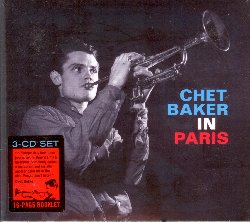BAKER CHET :  IN PARIS  (NEW CONTINENT)